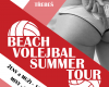 BEACH VOLEJBAL – SUMMER TOUR 2019