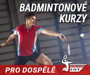 Badmintonový kurz pro dospělé